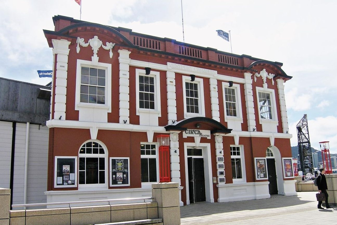 Circa Theatre Historical Tours & Open Day