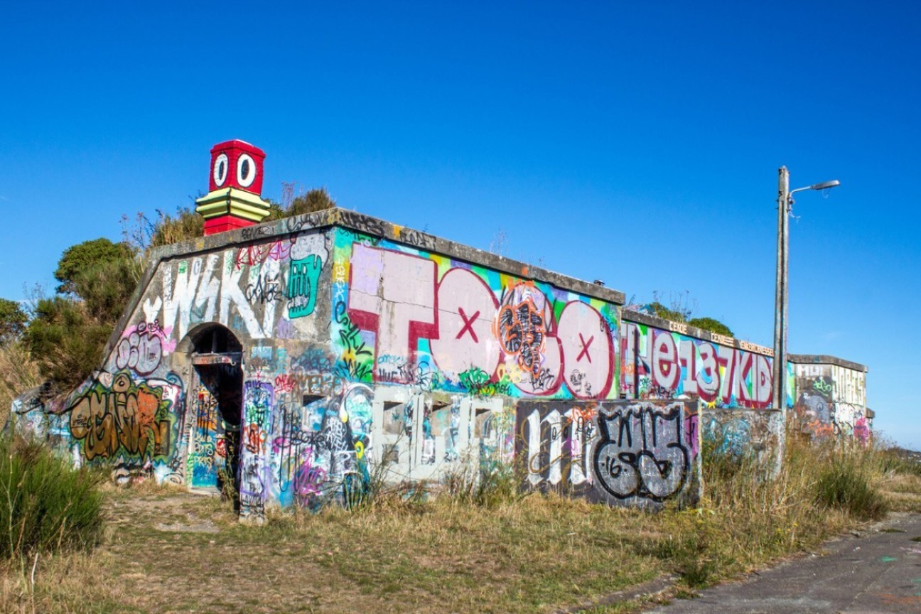 Discover Wellington's Historic War Bunkers