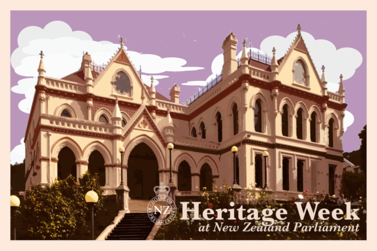 Parliament Heritage Tours, Talk & Heritage Lunch