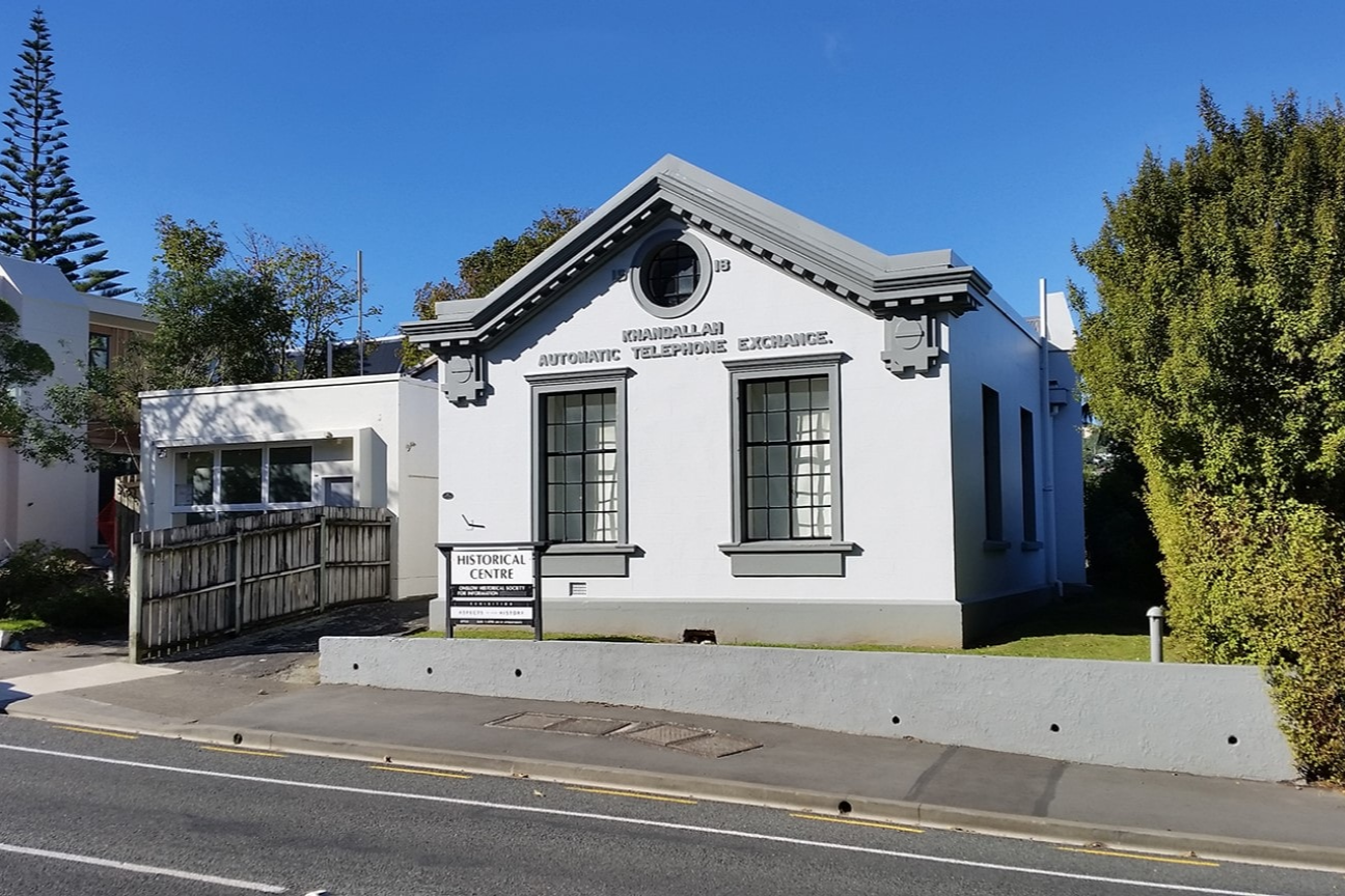 Onslow Historical Society Centre Exhibition