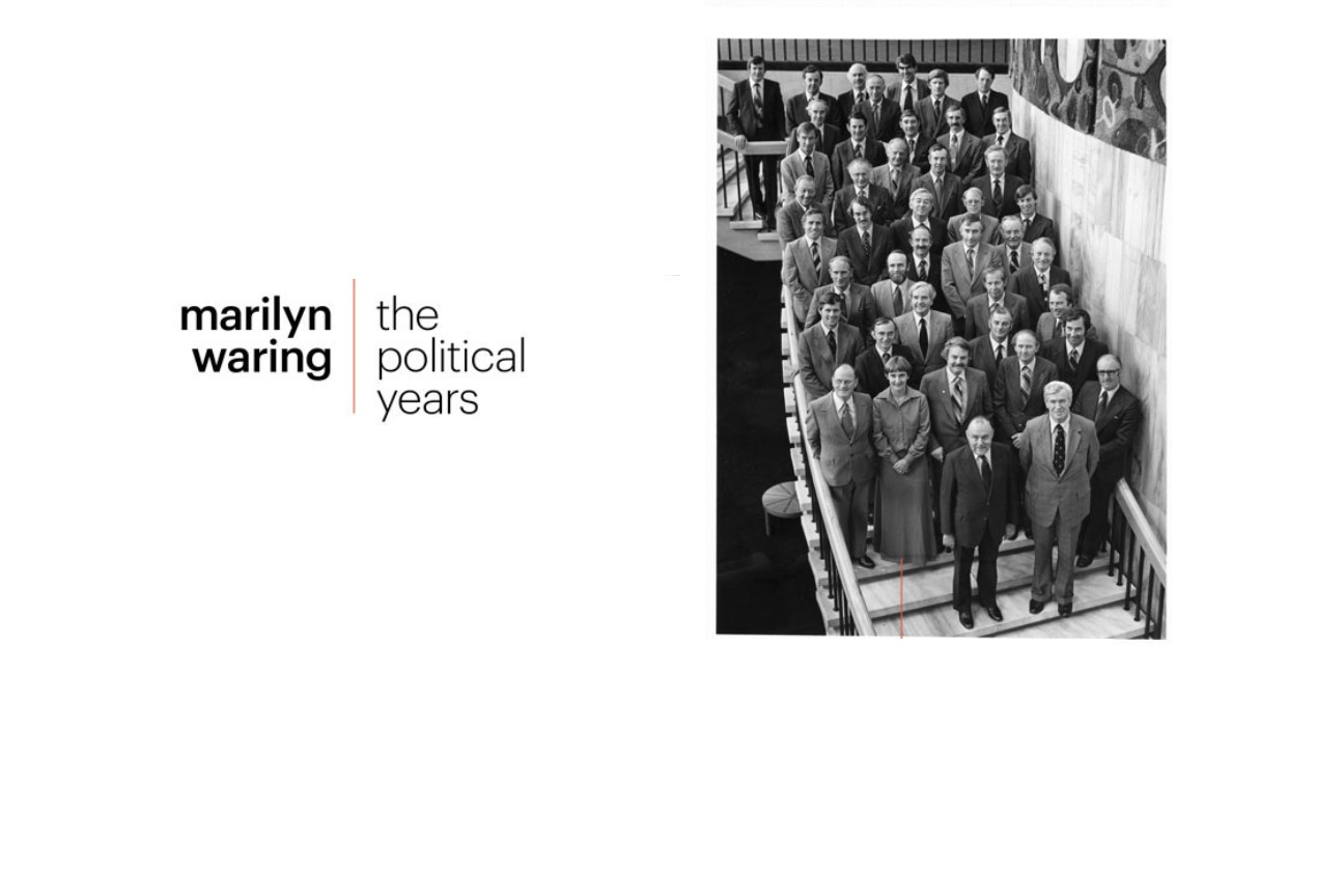 The Political Years – Marilyn Waring