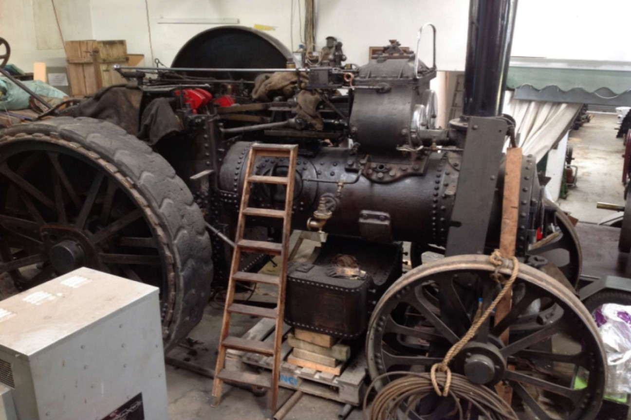 Wellington Vintage Machinery Tours